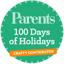100 Days of Holiday Crafting