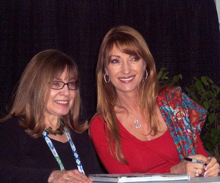 Jane Seymour at CHA