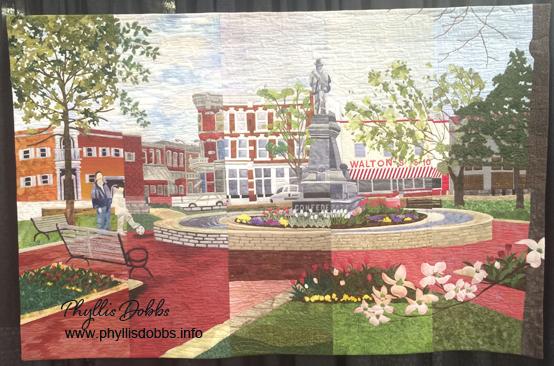 Bentonville Square Quilt