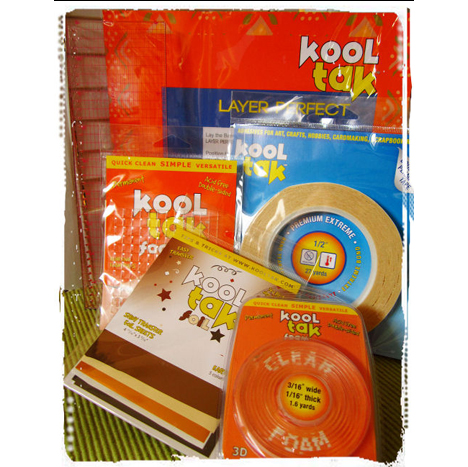 Blog Hop Giveaway Crafty KT Kool Tac