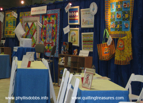 Hot Potatoes Free sewing projects at Quilt Market