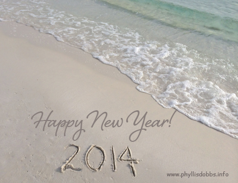 Destin Beach 2014 New Year