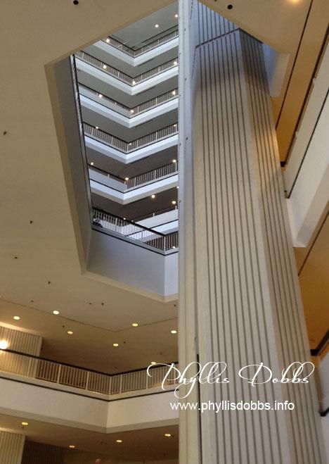 Atlanta Hilton Floor Repeat pattern