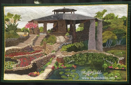 Japanese Tea Garden Quilt