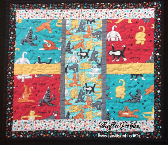 Free Quilt Pattern Designed By Phyllis Dobbs For Quilting