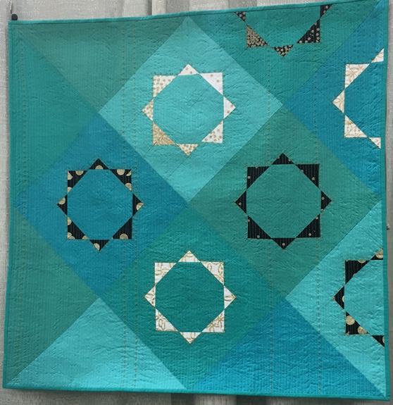 Making Triangles Quilt