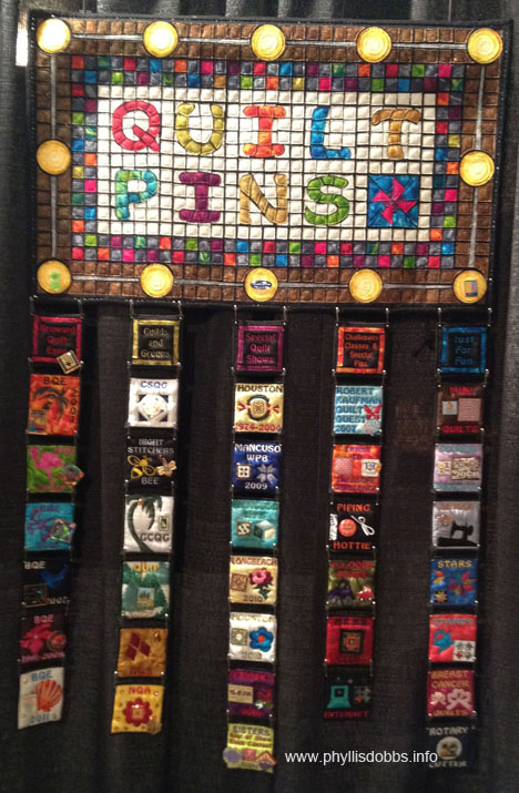 Memories Stick Quilt by Charlotte Noll at Houston Quilt Market