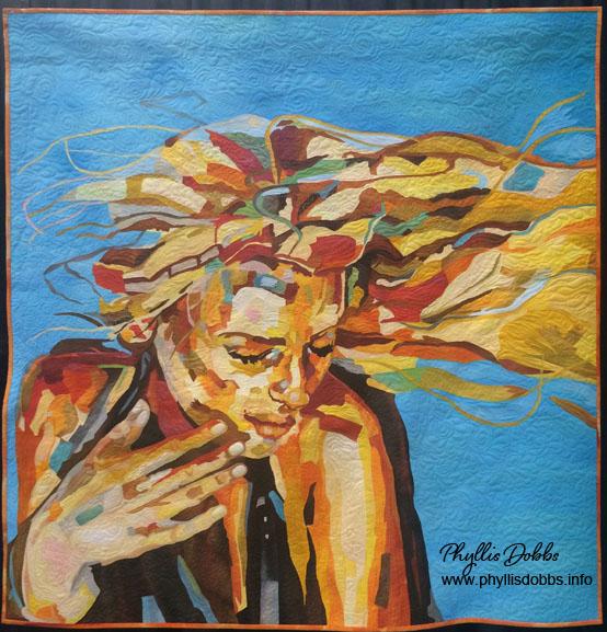 Summer Wind quilt