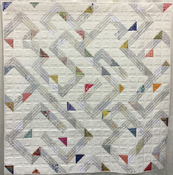 Whimsical Logs Quilt