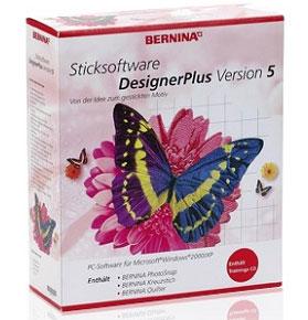 Bernina Desginer Plus Software