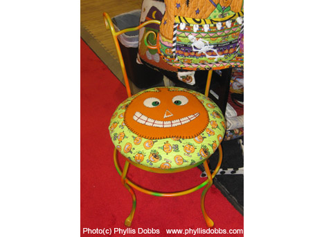 Fiber Art Furniture Chair