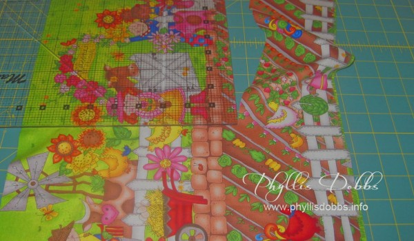 cutting quilt border