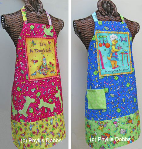 easy apron pattern - free - Indulgy - Everyone deserves a perfect
