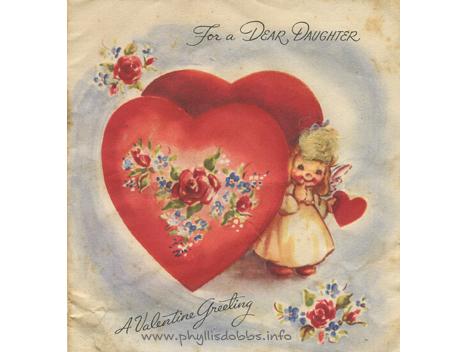 First Valentine