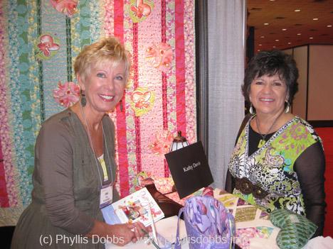 Kathy Davis booksigning