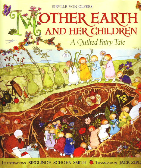 Mother Earth Childrens Book