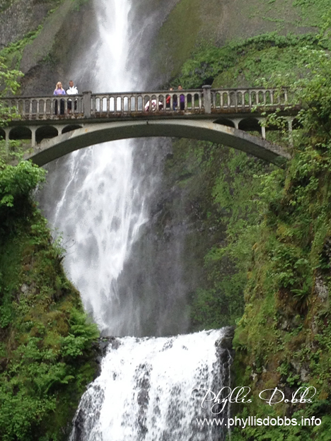 Multnomah Falls, Portland Or
