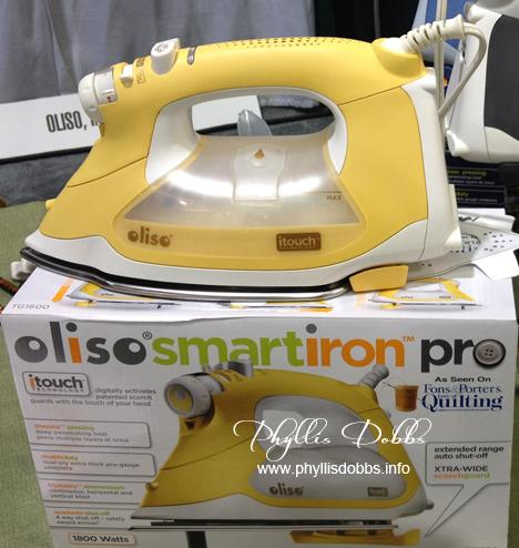 Oliso Smart iron 2