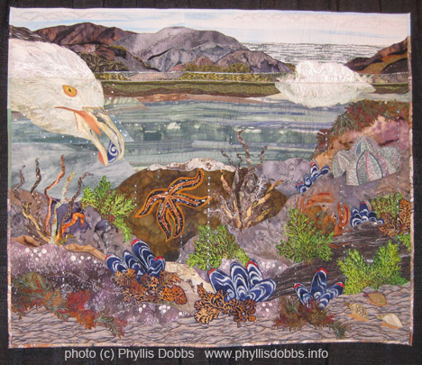 Tidepool Treasure Quilt