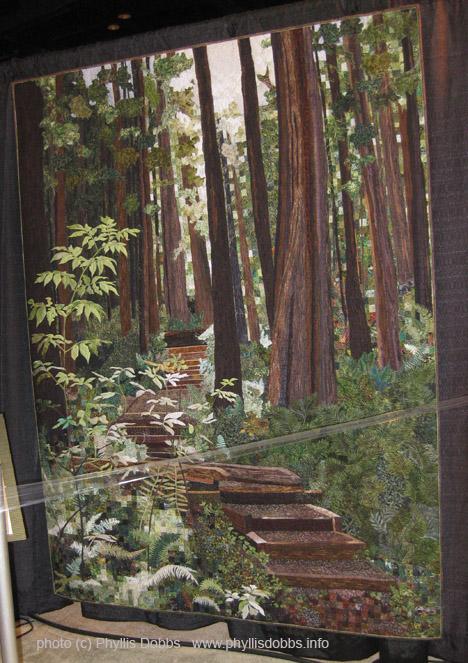 Forest Walk Quilt