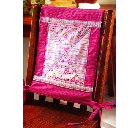 Quilted Chairback
