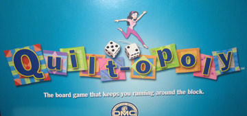 Quiltopoly Board Game
