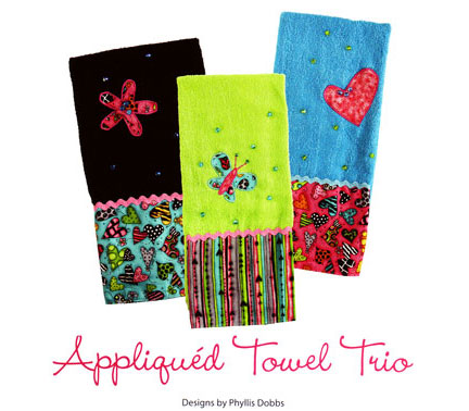 the - Decorative Hand Towels